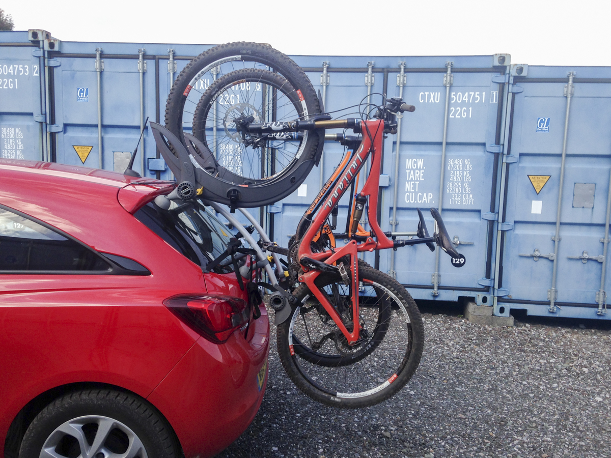 Mountain Bike Car Rack Review