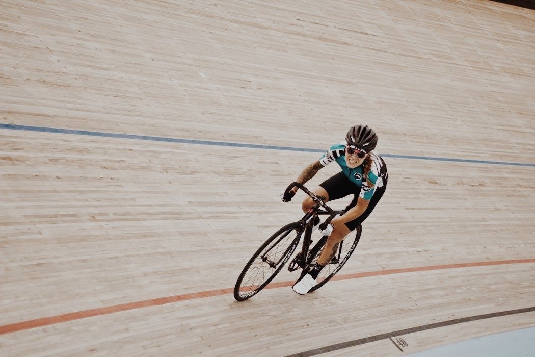 Velodrome D'Horta Track Day Red Hook Crit