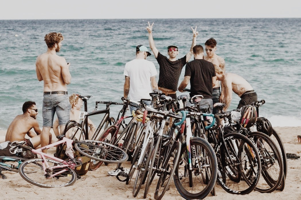 Beach Day at Red Hook Crit Barcelona