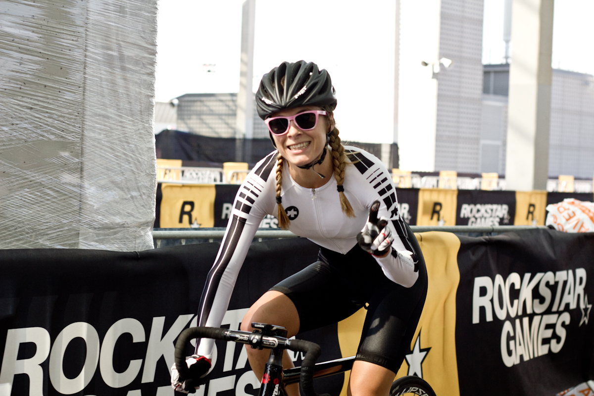 Red Hook Crit Barcelona 3 Juliet Elliott by Dave Noakes