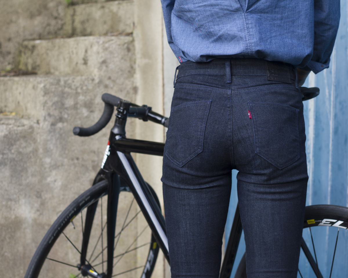 Womens Levis Commuter jeans review