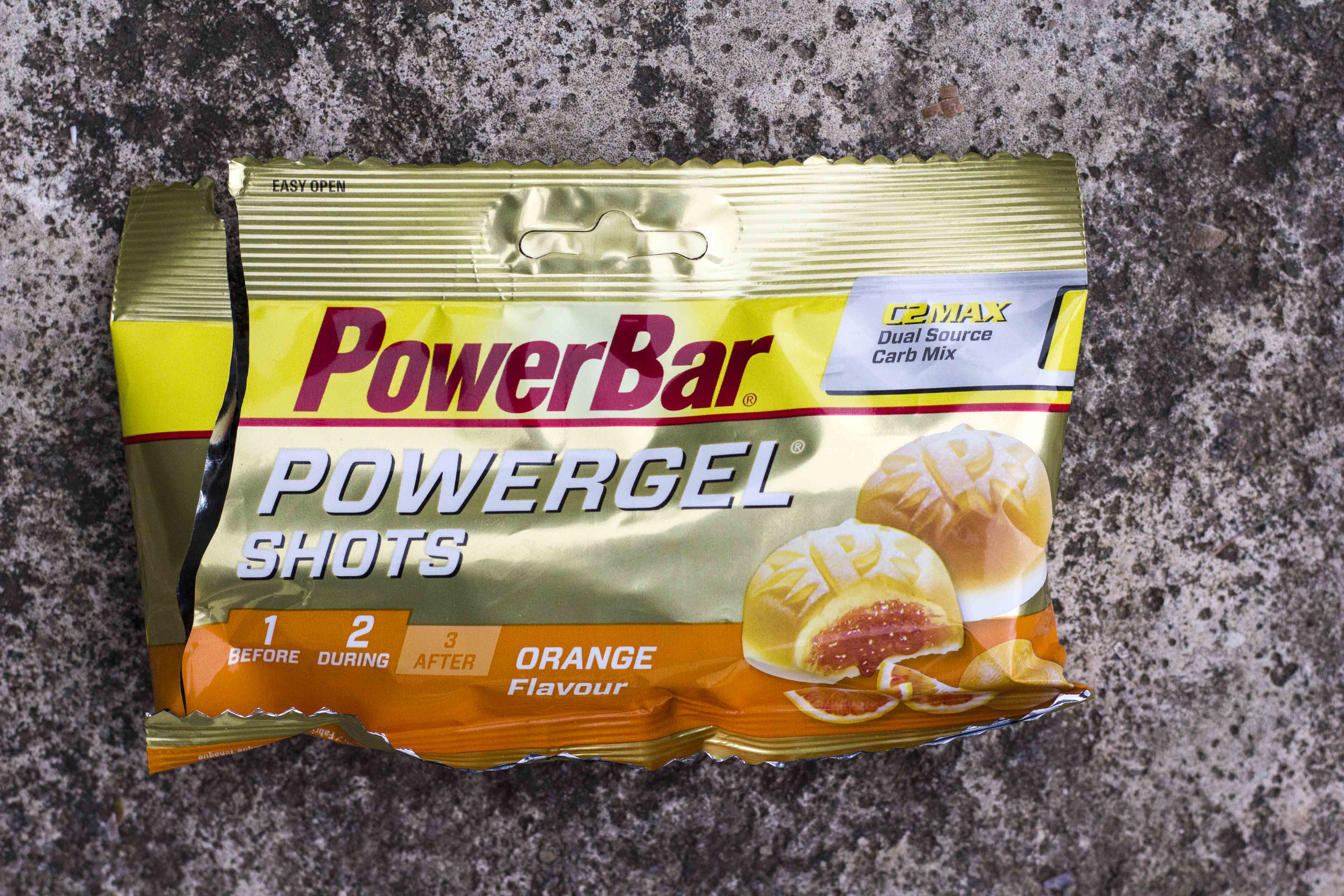 Review: PowerBar Powergel Shots and Energize Wafers | Bikes 'N' Stuff