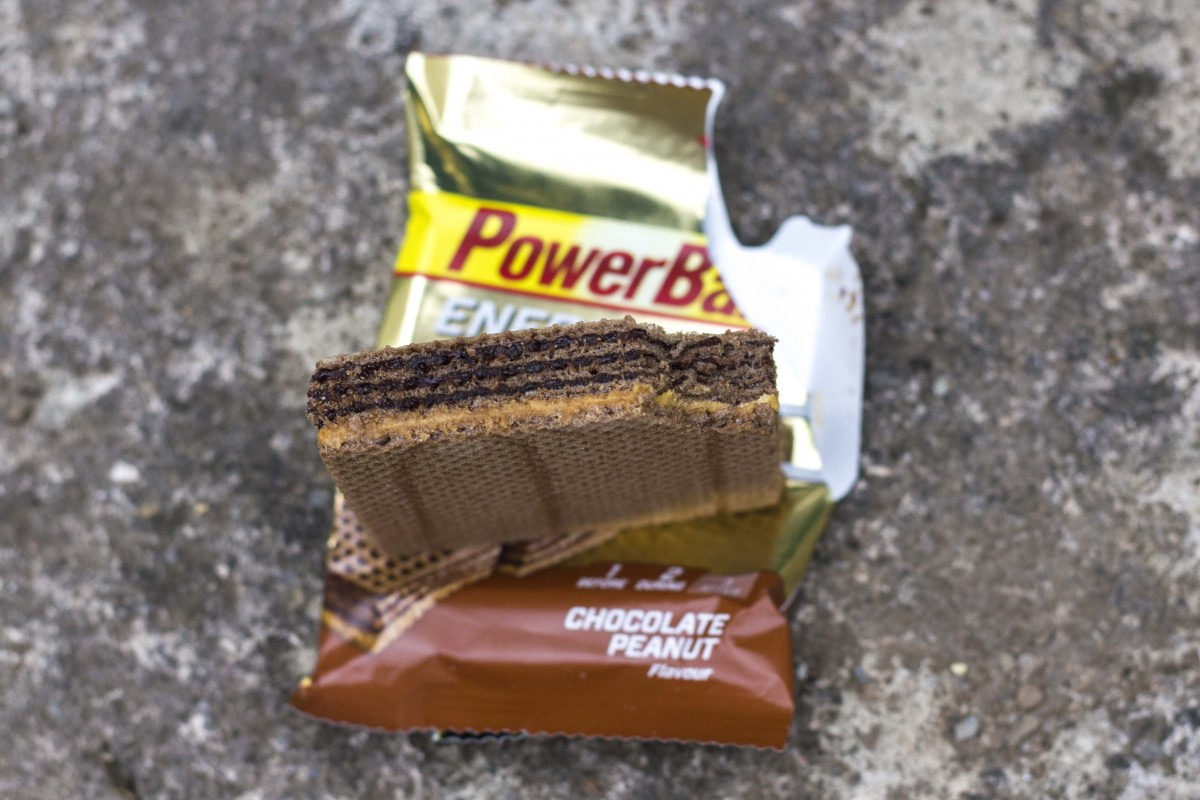 PowerBar Powergel Shot Energize Wafers review-7