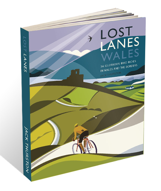 Lost Lanes Wales by Jack Thurston 3D