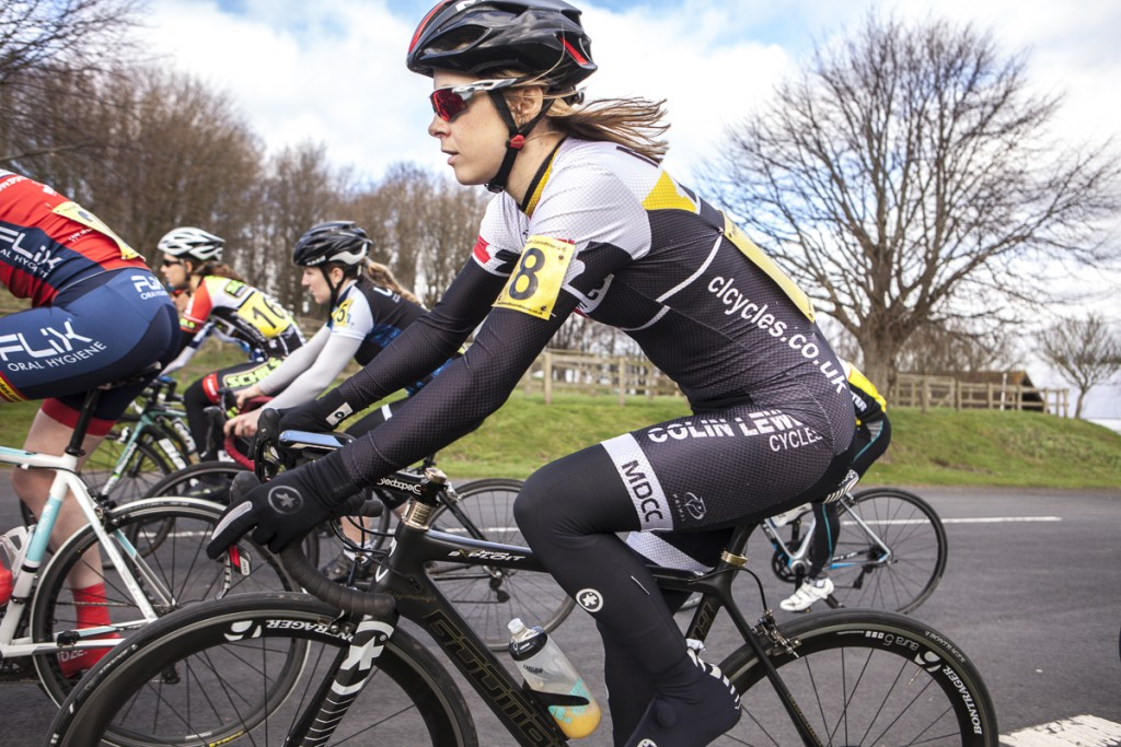 Juliet Racing Womens stage race at Westpoint 2016-1-15