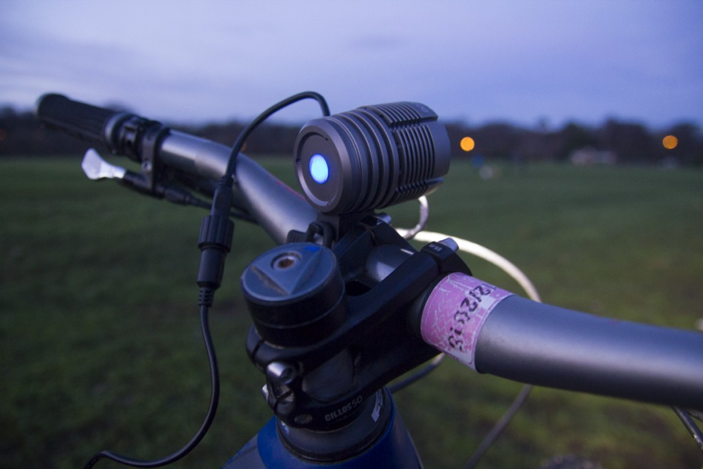 juliet elliott night riding mtb light UGOE review ashton court-8