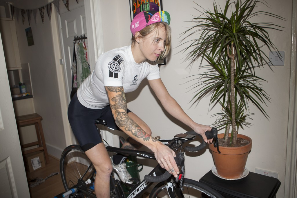 juliet elliott cyclist turbo training ideas