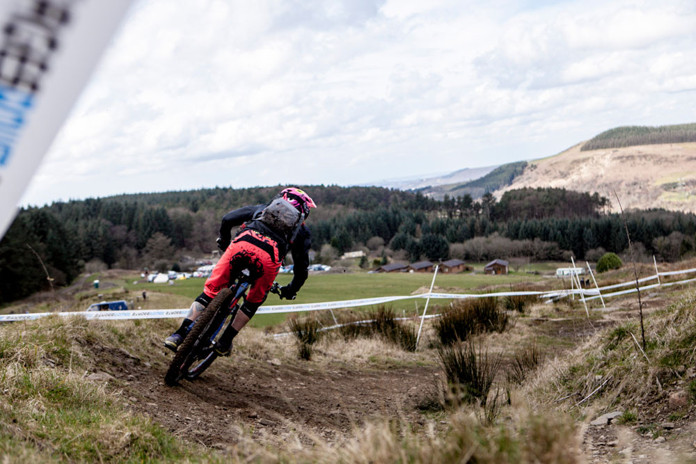 welsh gravity enduro round 4 aran women