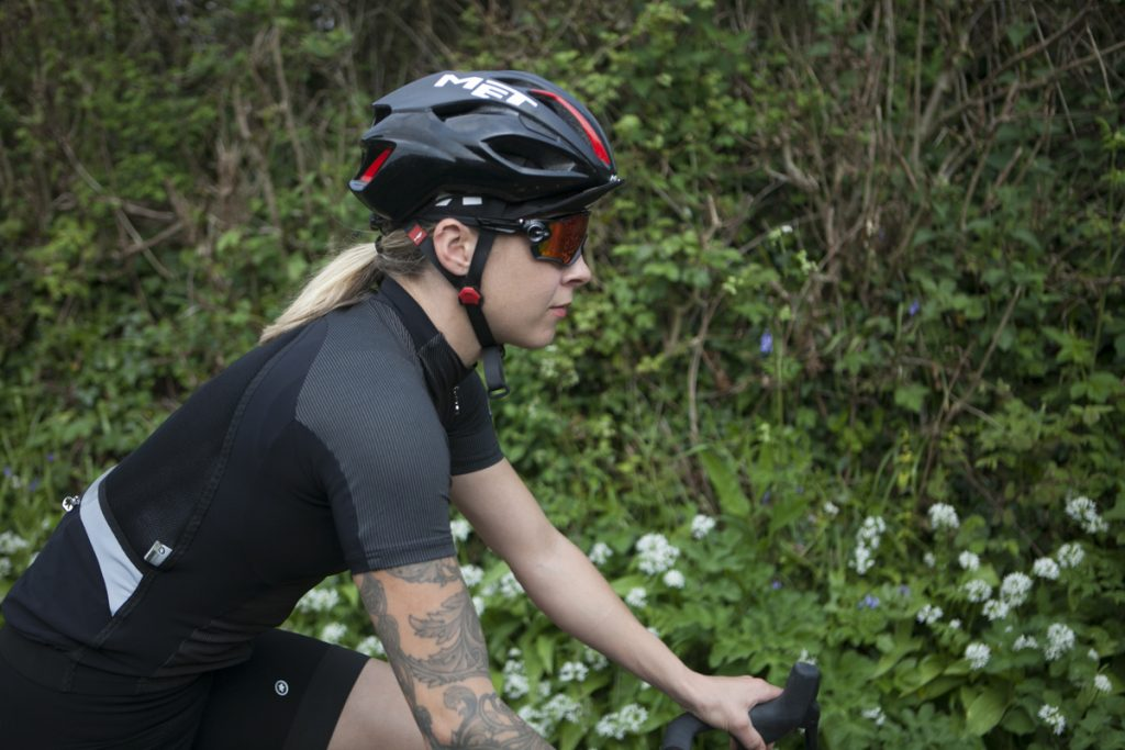 Assos Womens Off Road Rally Shorts and Jersey review-4