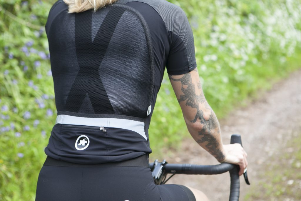 Assos Womens Off Road Rally Shorts and Jersey review-7