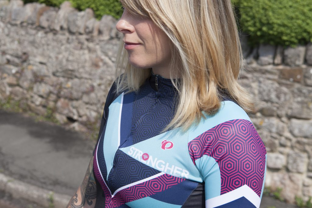 Strongher womens cycle cycling kit-1