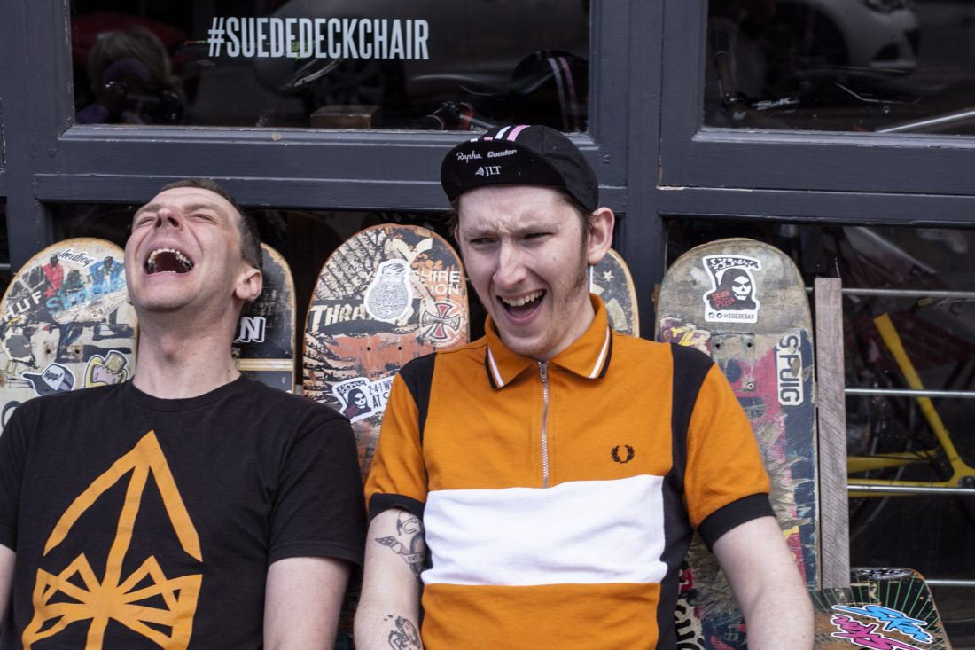 Sign Up for This Sunday's Fred Perry Ride-Out