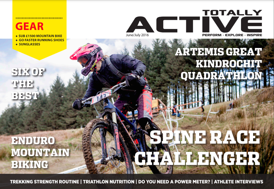 welsh gravity enduro mashup aran