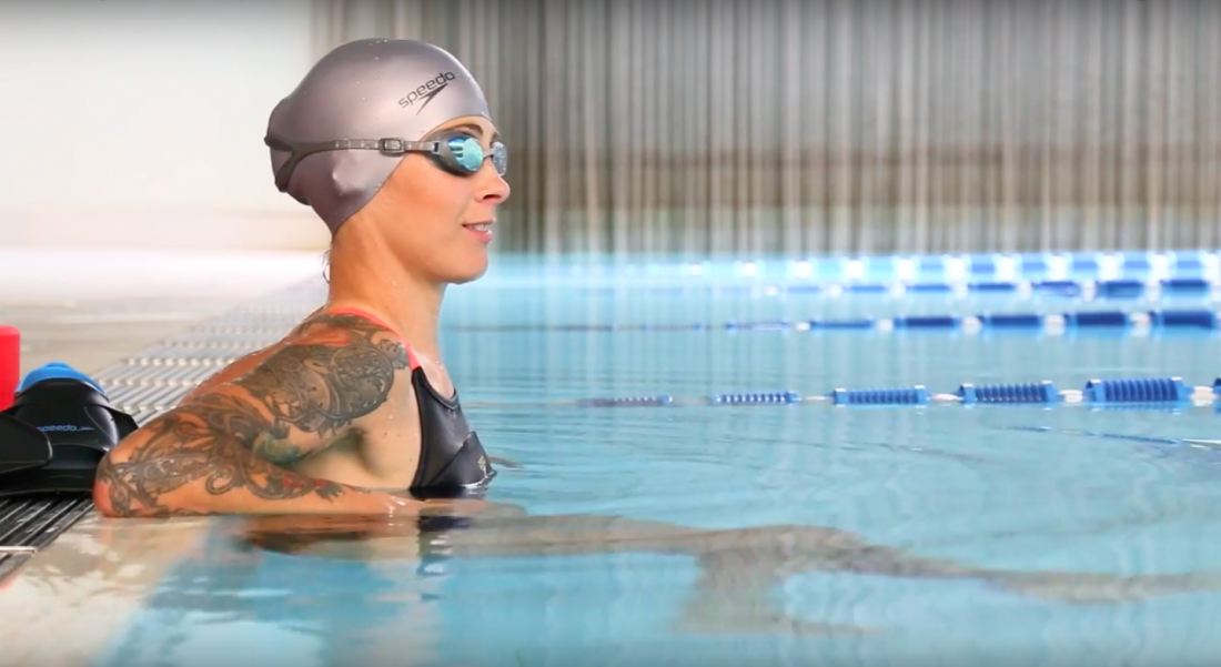 Video: Conclusions after a summer of swimming
