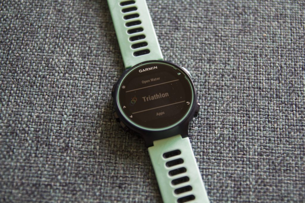 garmin forerunner 735xt  multisport watch review