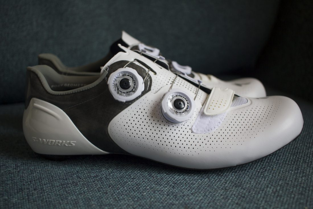 Review: Specialized S-Works 6 Women's Road Shoes